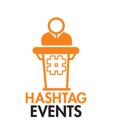 Hashtag Events Main Logo